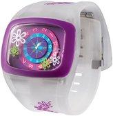 o.d.m. Women's DD100-10 Spin Series Purple Watch