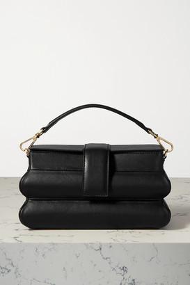 THE SANT Hinadan Leather Tote - Black
