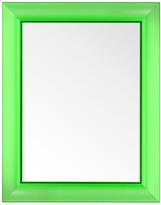 Kartell Francois Ghost Mirror Large - Bottle Green