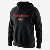 Nike Lockup (NFL 49ers) Men's Hoodie