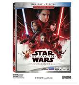 Disney Star Wars: The Last Jedi (Blu-ray + Digital)