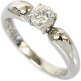 Van Cleef & Arpels Pt950 Platinium Diamond Ring