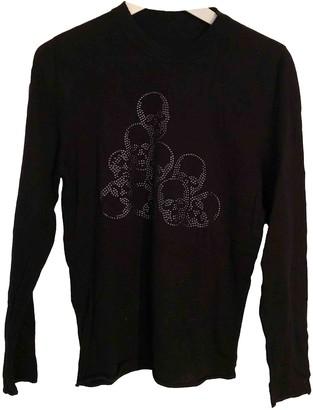 Lucien Pellat-Finet Lucien Pellat Finet Black Cotton Knitwear for Women