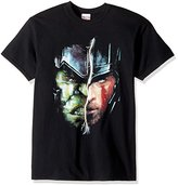 Marvel Men's Thor Ragnarok Swords T-Shirt