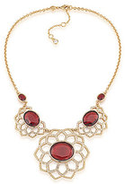 Carolee The Big Apple Statement Frontal Necklace