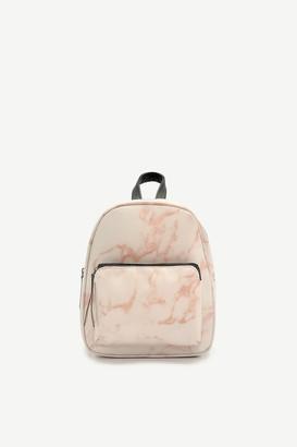 Ardene Mini Marble Backpack