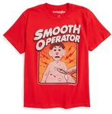 Mighty Fine Boy's Smooth Operator Graphic T-Shirt