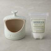 Le Creuset Jacobsen Salt Crock and Jacobsen Salt Set