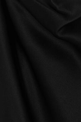 Nili Lotan Gemma Draped Silk-charmeuse Camisole