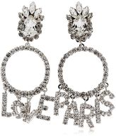 Shourouk Love Paris Earrings