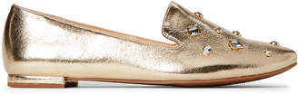 Katy Perry Champagne Turner Embellished Loafers