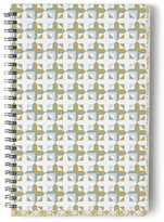Minted Pastel Tiles Self-Launch Notebook