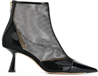 Jimmy Choo Kix 65mm boots