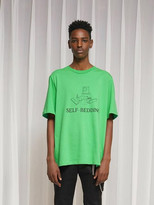 17 Summer Locle Illust T - Yellow Green