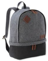 L.L. Bean Teardrop Wool Backpack