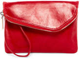 Hobo Daria Convertible Leather Crossbody Clutch