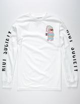 Riot Society Pastel Tribal Bear Mens T-Shirt