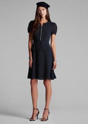 Ralph Lauren Print Cotton Dress