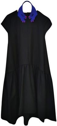 VIVETTA Black Cotton Dress for Women