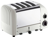 Dualit Classic Heritage Toaster - Pearl - 4 Slot