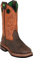 John Deere Boots Square Toe Pull-On 2319 (Children's)