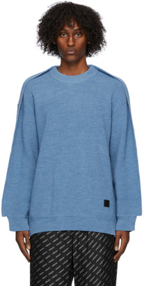 Ambush Blue Fin Sweater