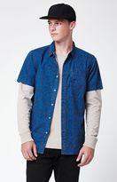 Tavik Porter Short Sleeve Button Up Shirt