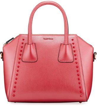 Mario Valentino Valentino By Minimi Preciosa Leather Top-Handle Tote Bag