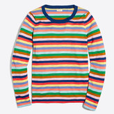 J.Crew Factory Mixed-stripe Teddie sweater