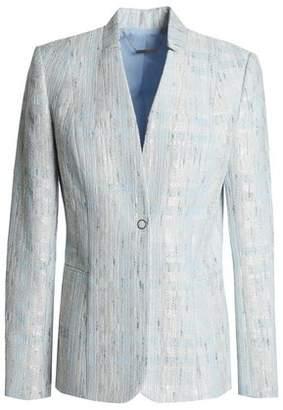Elie Tahari Monet Boucle-tweed Blazer