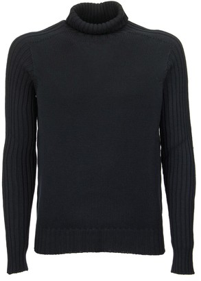 Tagliatore Turtleneck Wool Sweater