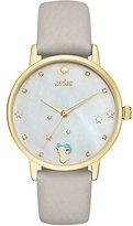 Kate Spade Aries zodiac metro watch