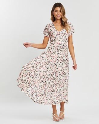 Atmos & Here Kiera Midi Dress