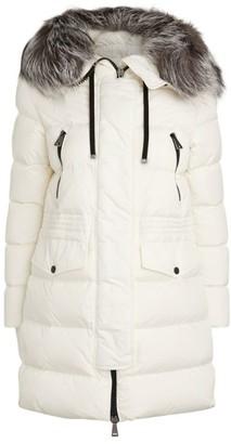 Moncler Fur-Trim Aphroti Jacket