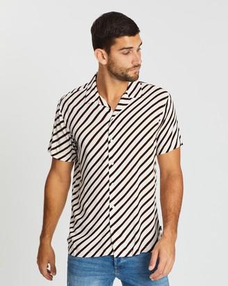 Jack and Jones Milano Resort SS Shirt