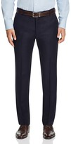 hickey by Hickey Freeman Melange Flannel Slim Fit Trousers