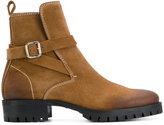 DSQUARED2 ankle boots - men - Cotton/Suede/rubber - 41