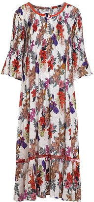 Ada Kamara Long Floral Dress