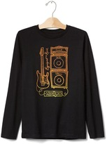 Gap Graphic long sleeve tee