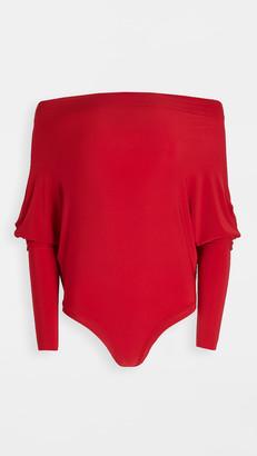Norma Kamali All In One Bodysuit
