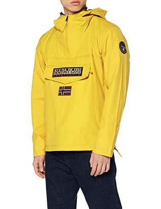 Napapijri Men's Rainforest M Sum 1 Freesia Yellow Jacket, Ya7