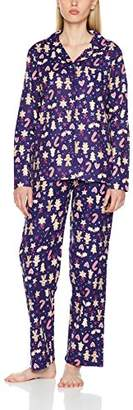 Boux Avenue Women's Gingerbread Revere Pyjama Sets
