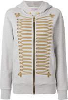 Palm Angels embellished hoodie