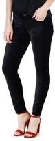Paige Women's Verdugo Velvet Ankle Skinny Pants