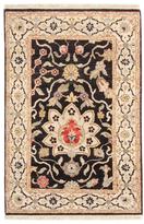 F.J. Kashanian Dabir Hand-Knotted Wool Rug (2'x3')