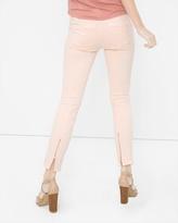 White House Black Market Twill Skimmer Jeans