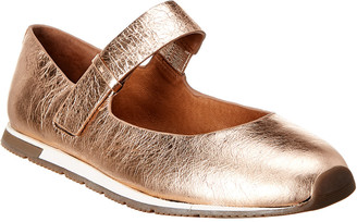 Gentle Souls By Kenneth Cole Luca Leather Mary-Jane Flat