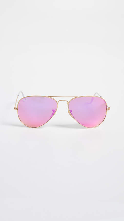 b6b7cb71f Ray-Ban Pink Women's Eyewear - ShopStyle