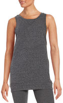 Steve Madden Lace-Up Sleeveless Tunic