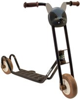 Italtrike Black Wolf Scooter Ride On